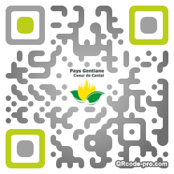 QR Code Design jHe0
