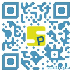 QR code with logo jQj0
