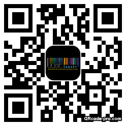 QR code with logo jvS0