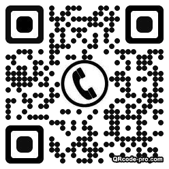 QR code with logo kFc0