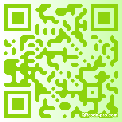 QR code with logo kVN0