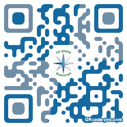 QR code with logo kes0