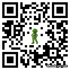 QR code with logo khj0