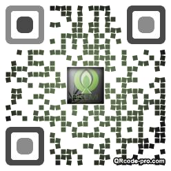 QR code with logo kjh0