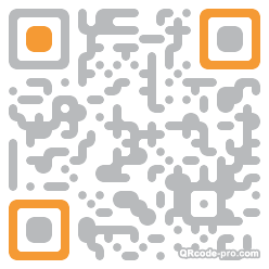 QR code with logo kq00