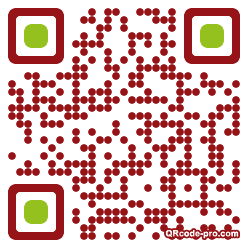 QR code with logo kqv0
