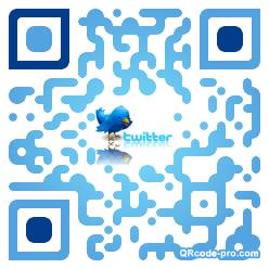 QR code with logo kwK0