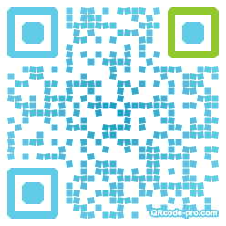 QR code with logo lLC0