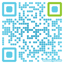 QR code with logo lLD0