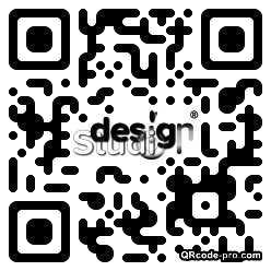 QR code with logo lX40