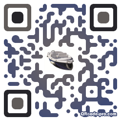 QR code with logo luo0