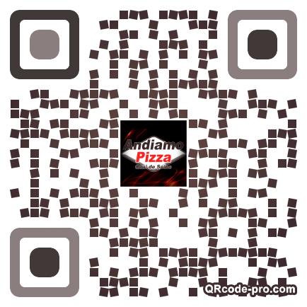 QR Code Design m0t0