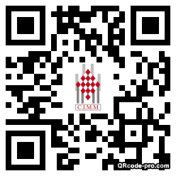 QR code with logo mN00