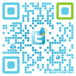 QR code with logo meh0