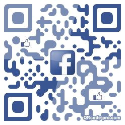 QR code with logo mke0