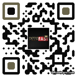 QR code with logo nJS0