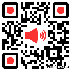 QR code with logo nUv0