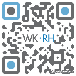 QR Code Design nWI0