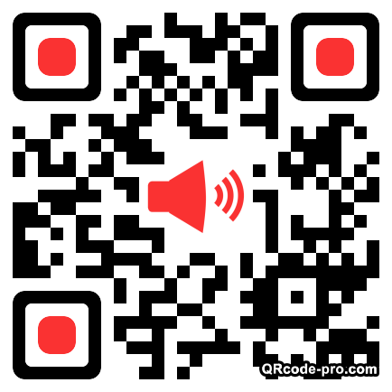 QR code with logo nb20