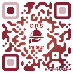 QR code with logo nnY0