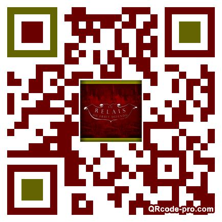 QR Code Design oRP0