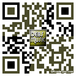 QR code with logo oUZ0