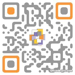 QR Code Design oUk0