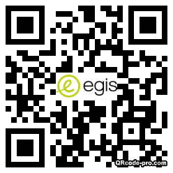 QR code with logo obe0