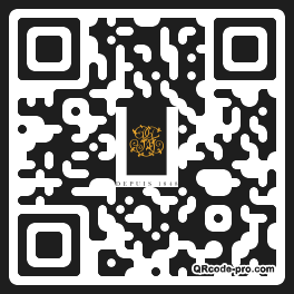 QR code with logo onm0