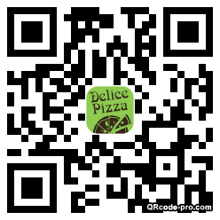 QR code with logo oqk0