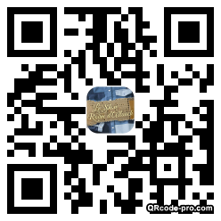 QR code with logo otx0