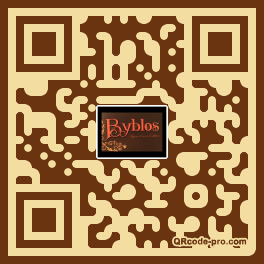 QR code with logo pa20