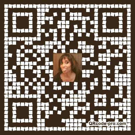 QR code with logo pid0