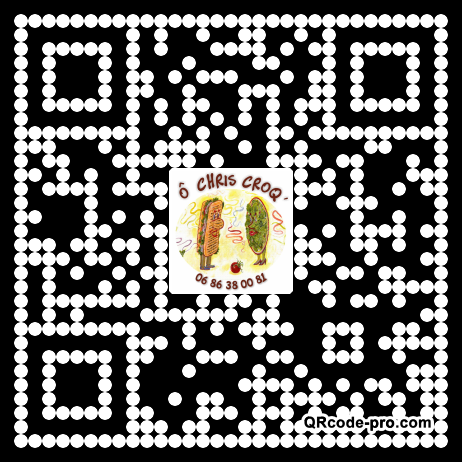QR code with logo pxY0
