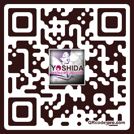 QR code with logo qPv0