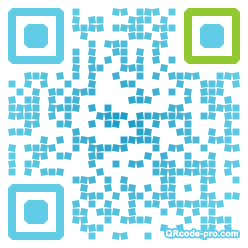 QR code with logo qWF0