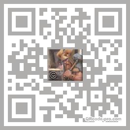 QR Code Design qfK0