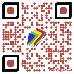 QR code with logo qvH0
