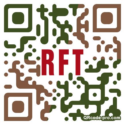 QR code with logo qwN0