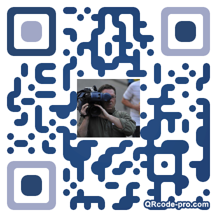 QR code with logo r2j0
