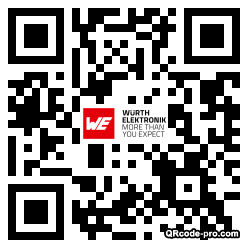 QR code with logo rNM0