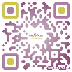 QR code with logo rSE0