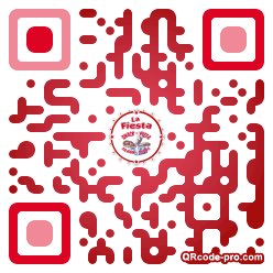 QR code with logo s2A0
