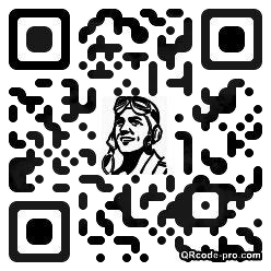 QR code with logo sEH0