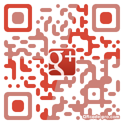 QR code with logo sZX0