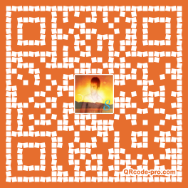 QR code with logo sf10