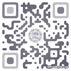 QR code with logo sgv0
