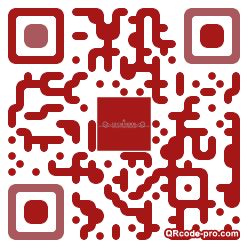 QR code with logo snU0