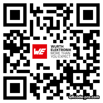 QR code with logo sxJ0
