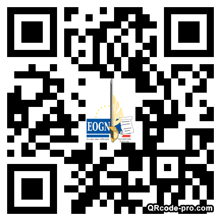QR code with logo szF0